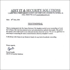 Tarun Gandhi, Proprietor | Adit IT & Security