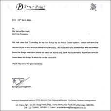 Prashant Vora , Proprietor | Data Point Systems